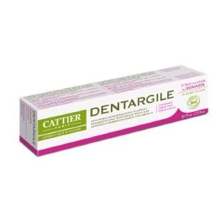 Dentifrice dentargile romarin bio en tube de 75 ml 357830