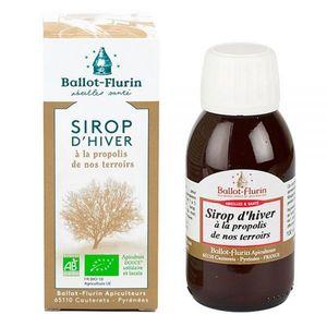 Sirop d'hiver à la Propolis flacon 100 ml marron 358047