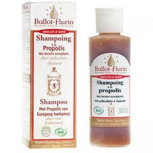 Shampoing traitant à la Propolis flacon 125 ml Marron 358049