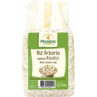 Riz arborio blanc 500 g PRIMEAL