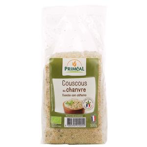Couscous au chanvre 500 g PRIMEAL
