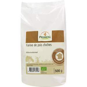 Farine de pois chiches PRIMEAL 500 g 358484