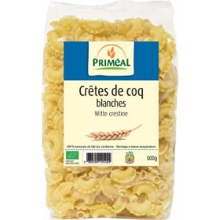 Cretes de coq blanches 500 g PRIMEAL