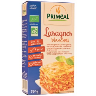 Lasagnes blanches 250 g PRIMEAL