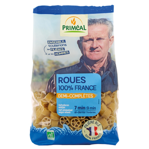 Roues demi completes 500 g PRIMEAL