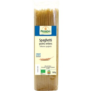 Spaghettis complets 500 g PRIMEAL