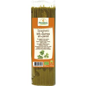 Spaghettis quinoa ail persil 500 g PRIMEAL