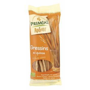 Gressins au quinoa 120 g PRIMEAL