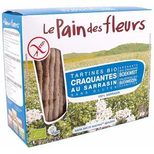 Pain des fleurs sarrasin s/sel 150 g 358669