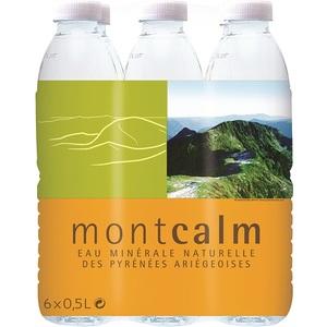 Eau Montcalm 0,5L 358697