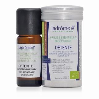 Huile essentielle bio mélange détente Ladrôme - 10 ml 358719