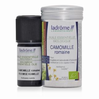 Huile essentielle bio de Camomille romaine Ladrôme - 5 ml 358901