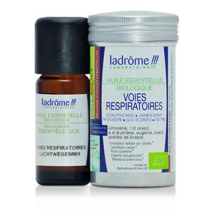 Huile essentielle bio voies respiratoires Ladrôme - 10 ml 358919