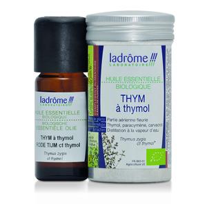 Huile essentielle bio de Thym à thymol Ladrôme - 10 ml 358935
