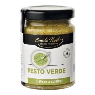 Pesto verde bio en pot de 90 g 360016