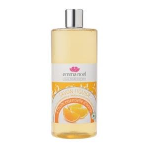 Savon liquide Cosmebio orange EMMA NOEL