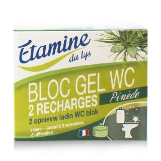Recharge bloc gel wc 100 ml ETAMINE DU LYS
