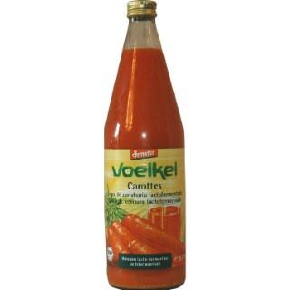 Jus de carotte lacto-fermenté 70 cl VOELKEL 361129