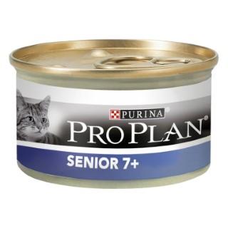 Pâtée pour chat adulte de plus de 7 ans Pro plan 85 g 363516