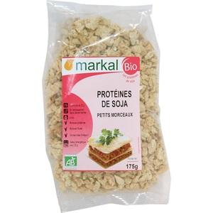 Protéines de soja bio en petits morceaux - 175 gr 364191
