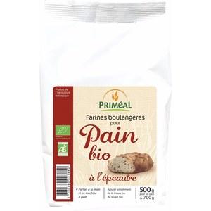 Farine pain bio epeautre 500 g PRIMEAL