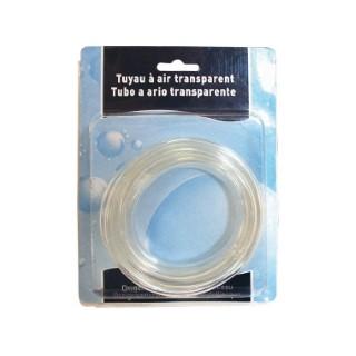 Tuyau pour pompe à air 4/6mm transparent 2,5m 365978