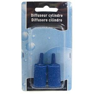 Diffuseur aquarium cylindre 22mm x2 Hauteur total 40 mm Hauteur partie diffuseur  24 mm        Diam 15 mm