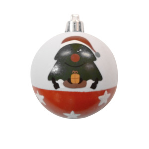 6 boules avec sapin de Noël 366263