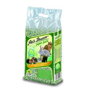 Litière pour chat paper pure 10 L 366805