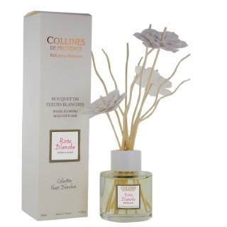 Bouquet Aromatique à la rose blanche 200 ml