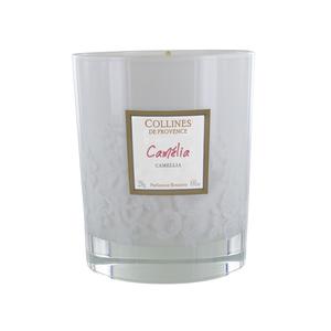 Bougie Parfumée au Camélia 250 gr