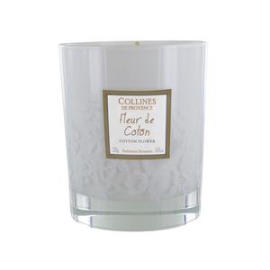 Bougie Parfumée à la Fleur de coton – 250 gr