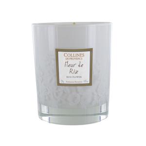 Bougie Parfumée à la Fleur de riz 250 gr