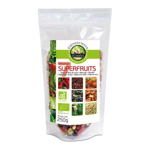 Mélange de 7 Superfruits bio - 250 gr