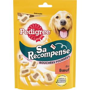 Pedigree Sa Récompense Bouchées fourrées 155g 372961