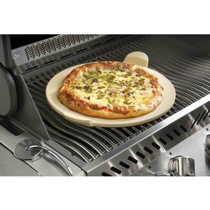Pierre à pizza avec roulette 373865