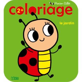 Les Animaux Coloriage Marion Billet 2 ans Éditions Lito 375008