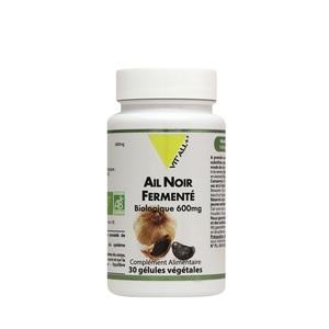 Extrait d'ail noir fermenté en boite de 600 mg 375449