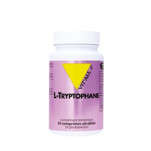 L-tryptophane en boite de 30 comprimés 375450