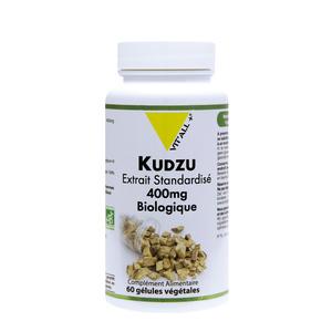Extrait standardisé de kudzu bio en boite de 400 mg 375464