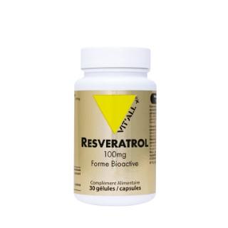 Resveratrol en boite de 100 mg 375481