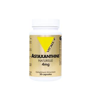 Astaxanthine naturelle en boite de 4 mg 375498