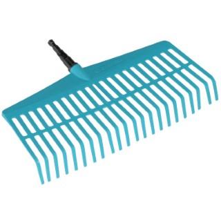 Balai râteau Combisystem bleu 43 cm Gardena 378661