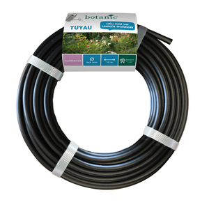 Tuyau micro-conduit noir Ø 6 mm 15 m