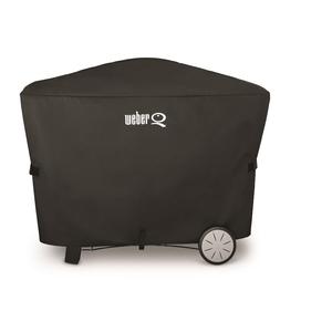 Housse premium noire pour séries Q 2000 chariot et Q 3000 Weber 381849