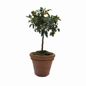 Pot Toscane en terre cuite claire  - Ø50 x H41 382337