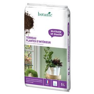 Terreau plantes d'intérieur 5 L 386925