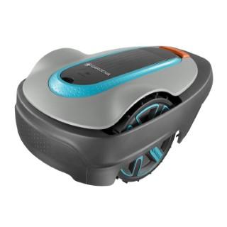 Tondeuse robot coloris gris 50x60x34 cm 386936