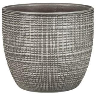Cache-pot 866 Pimienta Ø14 x H 12,2 cm Céramique émaillée 386964