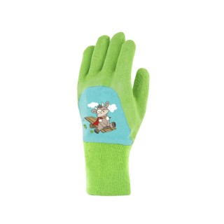 Gants country vert taille 4 388122